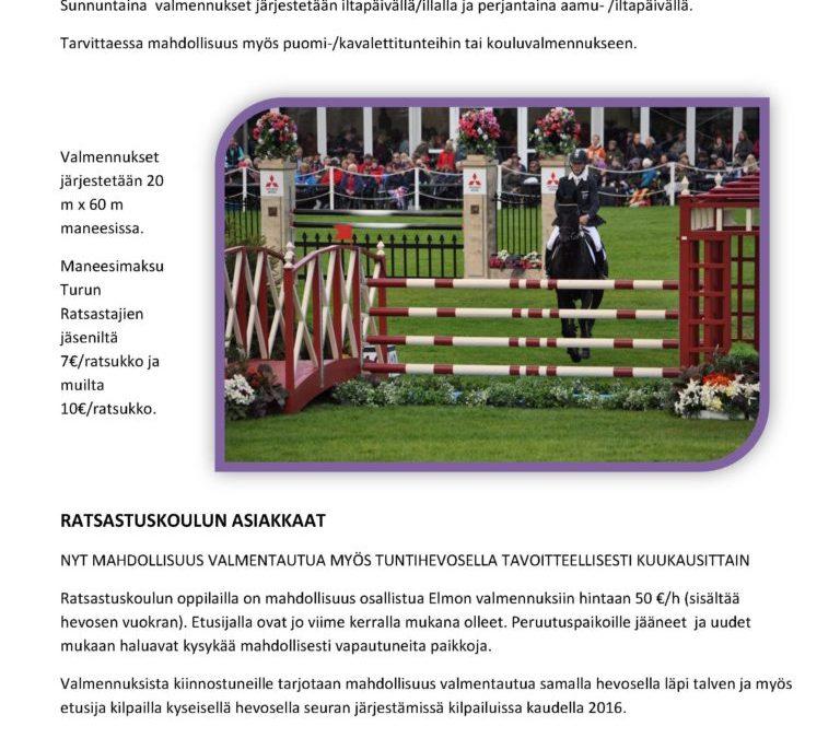 VIIKKOTIEDOTE 25 (20.-26.6.2016)